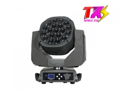 19*15w 4 in 1 LED moving head Big bee eyes light