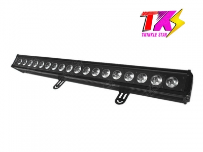 New 18*10W 4 in 1 LED  wall washer